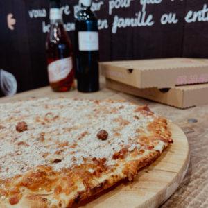 Pizza du mois de septembre 2021 chez Pizza d'Oc Albi, Tarn